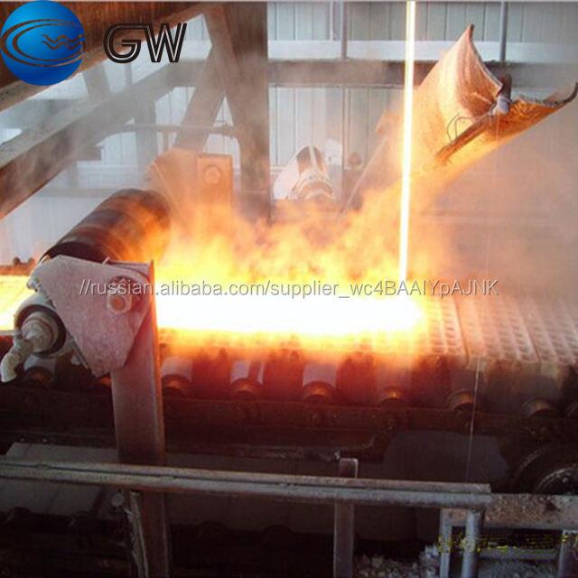 Цепной конвейер пластины для твердых силикат натрия линии производства стекла