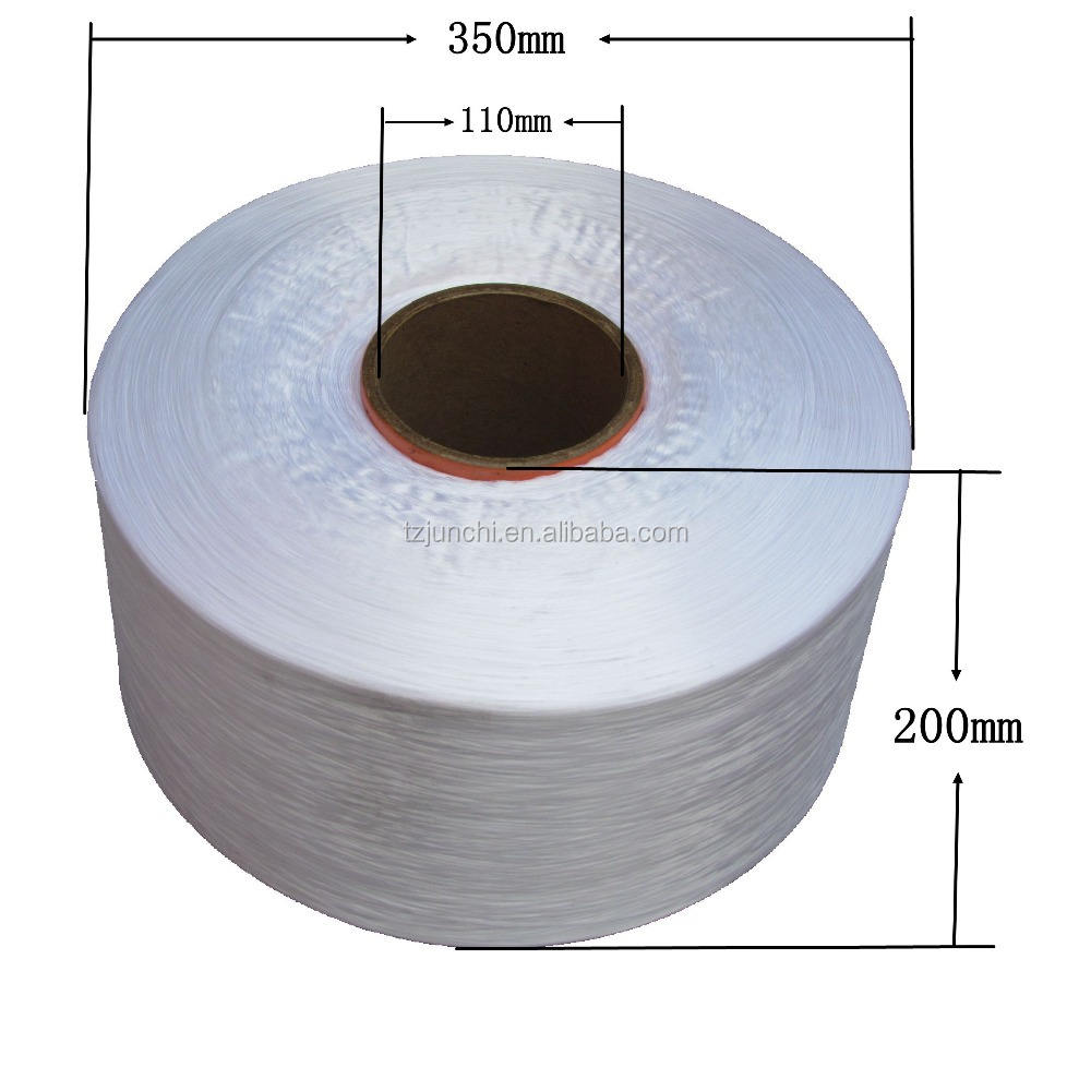 polypropylene/pp yarn for weaving and knitting pp multifilament yarn FDY style pp yarn