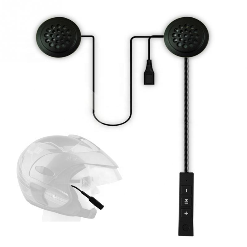 New Bluetooth Anti-interference For Motorcycle Helmet Riding Hands Free Headphone casco para motocicleta