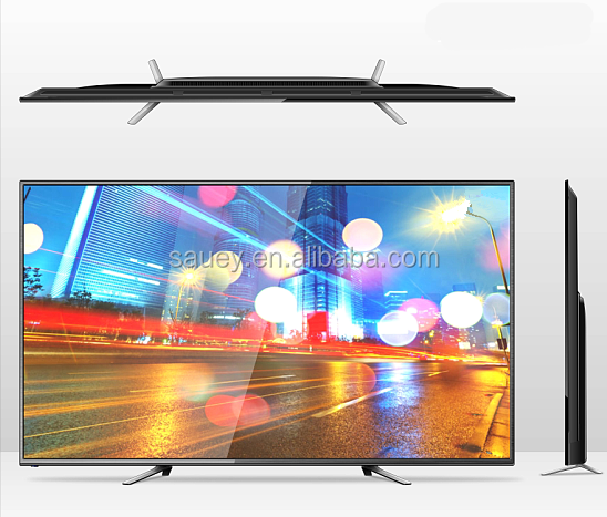 2017 FHD di Grandi Dimensioni LED tv 4 k HD LED TV e Moderno e Design Popolare 50 55 60 65 pollice ledTV