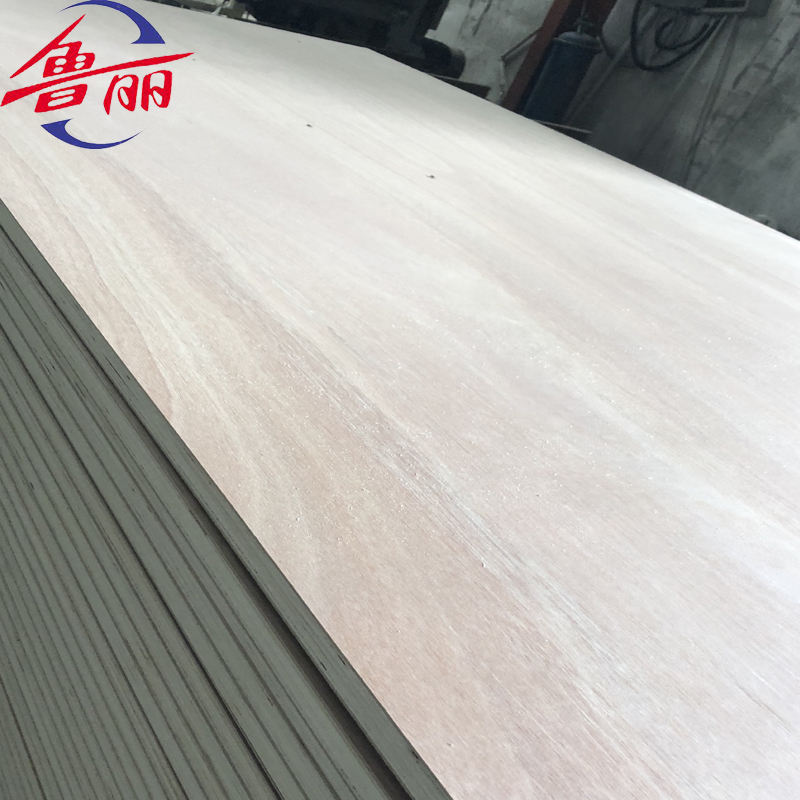 TSCA Title VI Plywood With Poplar Core
