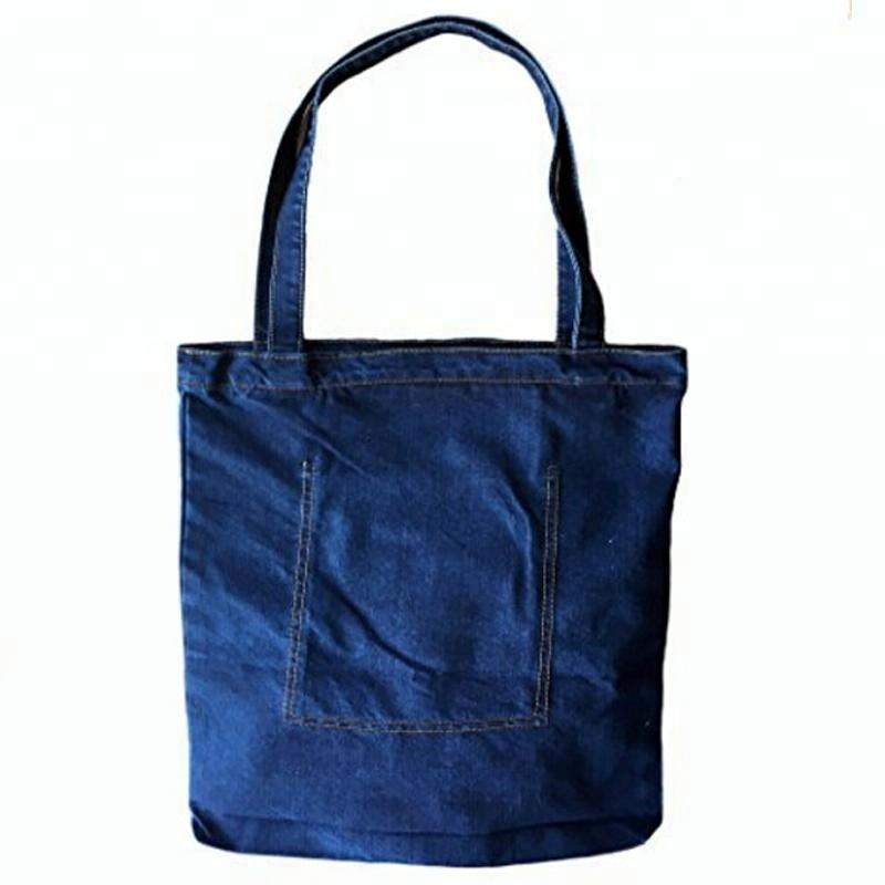 Denim bolso bolsas al por mayor