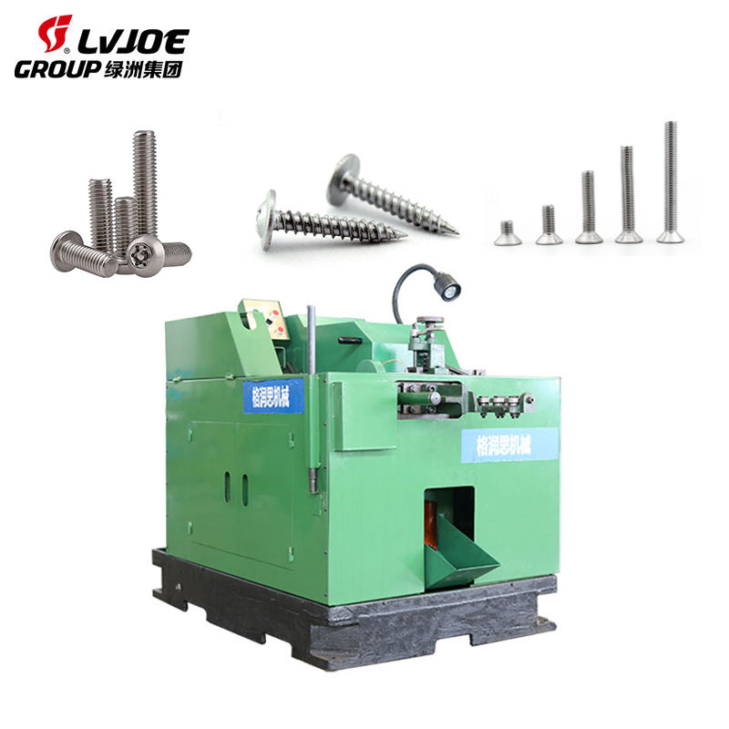 self tapping and self drilling screw machine screw nail making machine