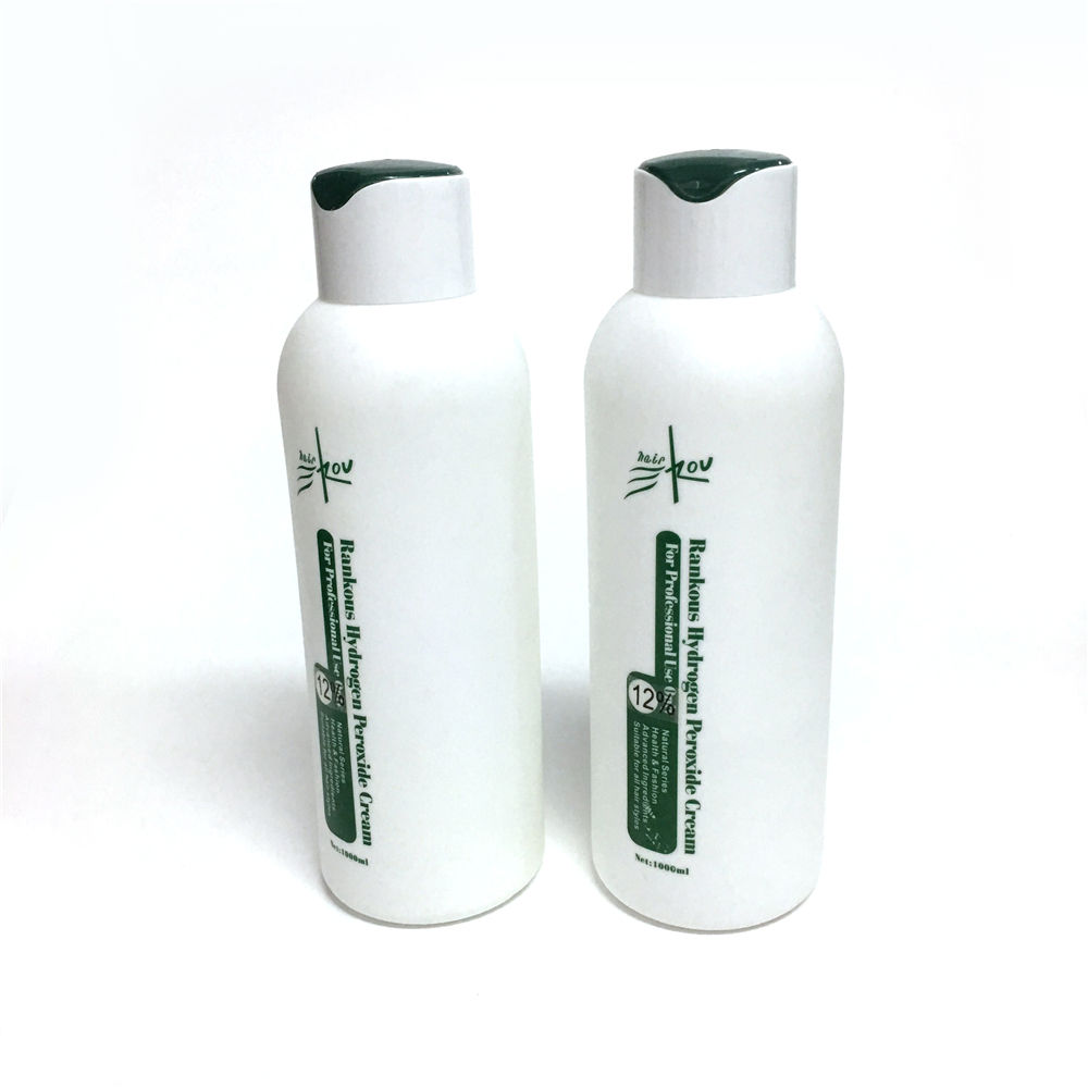private label haircare peroxide hydrogen cream 12% gocare hair color cream effective in hair dye