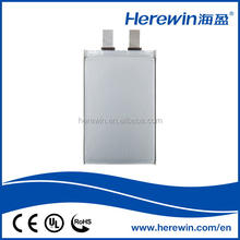 Manufacturer China wholesale 1AH-50Ah 3.2v/3.7v pouch battery cell lithium ion battery