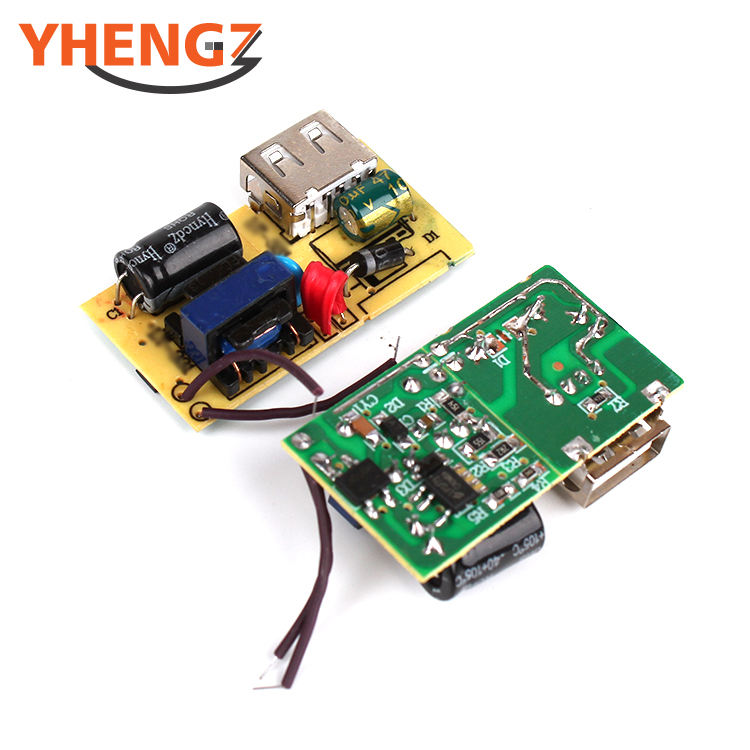 Factory manufacture mobile charger usb pcb pcba print circuit board assembly
