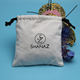 High quality Natural Color Large Cotton or Canvas Drawstring Hotel Laundry Bag