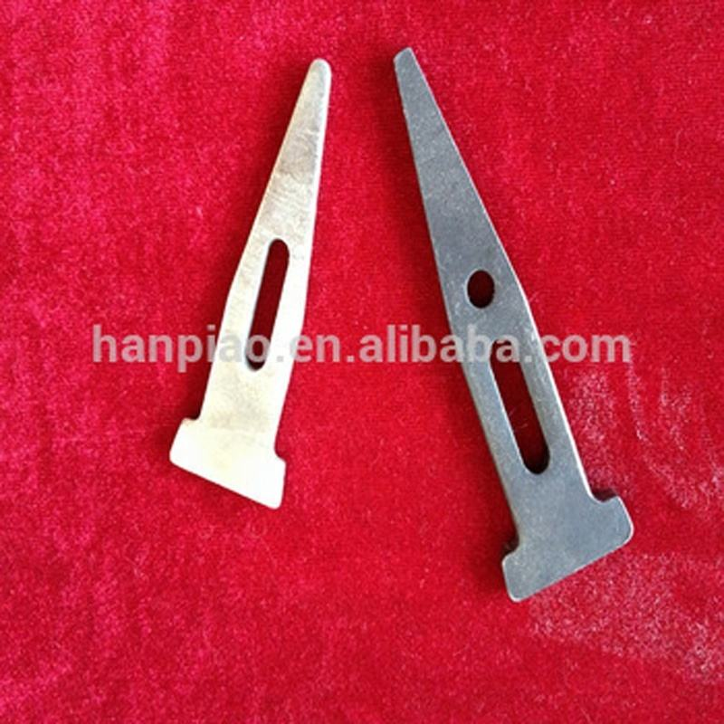 Concrete wall forms long/standard/short wedge bolt, wedge pin