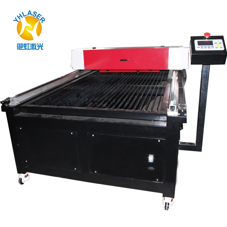 Customized High Precision CO2 Laser Cutting Machine for Acrylic Bathtub with Updown Table