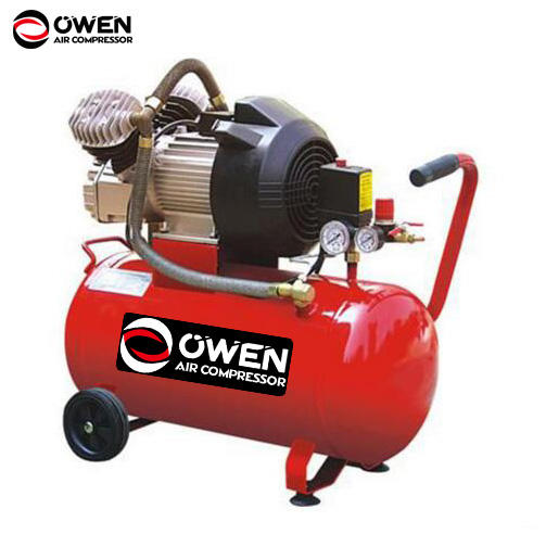 V type pump head 250L/MIN 50L double piston air compressor