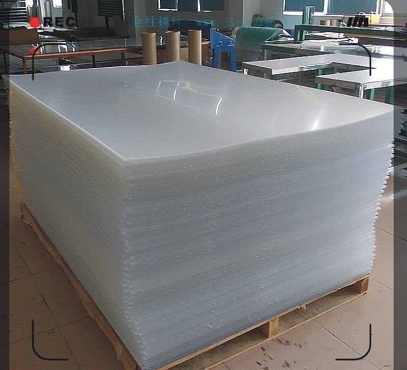 1mm 4X8 Clear Acrylic Plexiglass Plastic Sheet