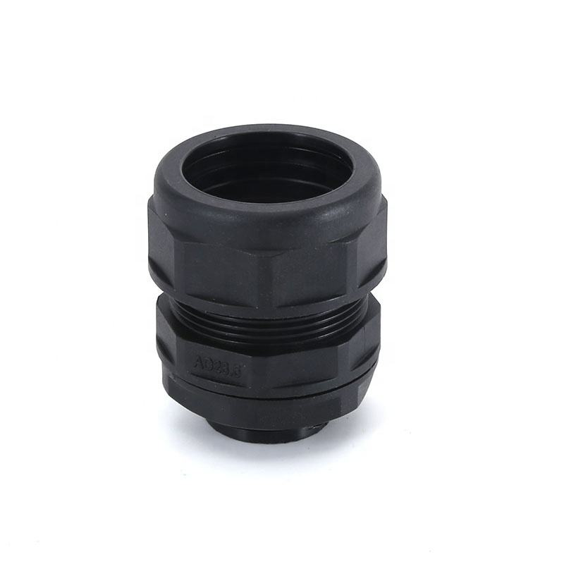 factory supply nylon conduit connector hose fitting