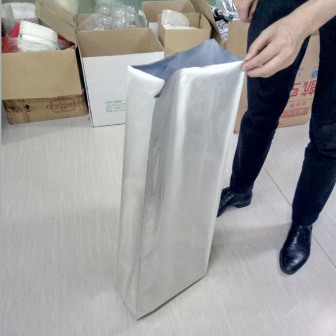 Big Aluminum Foil Metallic Bags for tea packaging