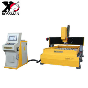 High quality 3 axis cnc drilling milling machine