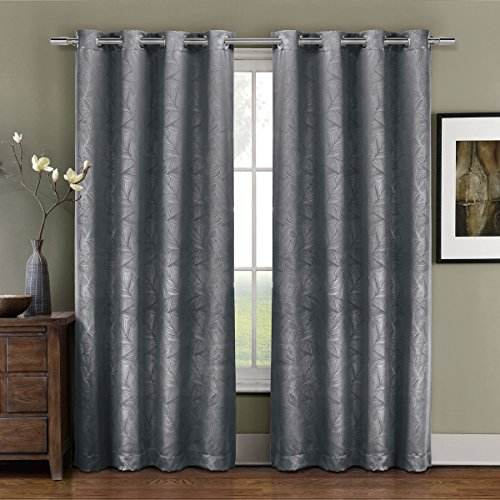Wholesale Cheap Home Window Used Customize Blackout Embossed Curtain