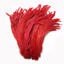 Hot sell rooster tail feathers for decorative