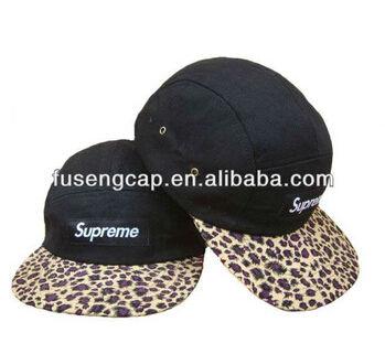 لوحة 5 snapback كاب قبعة العليا في الصينالجملة
