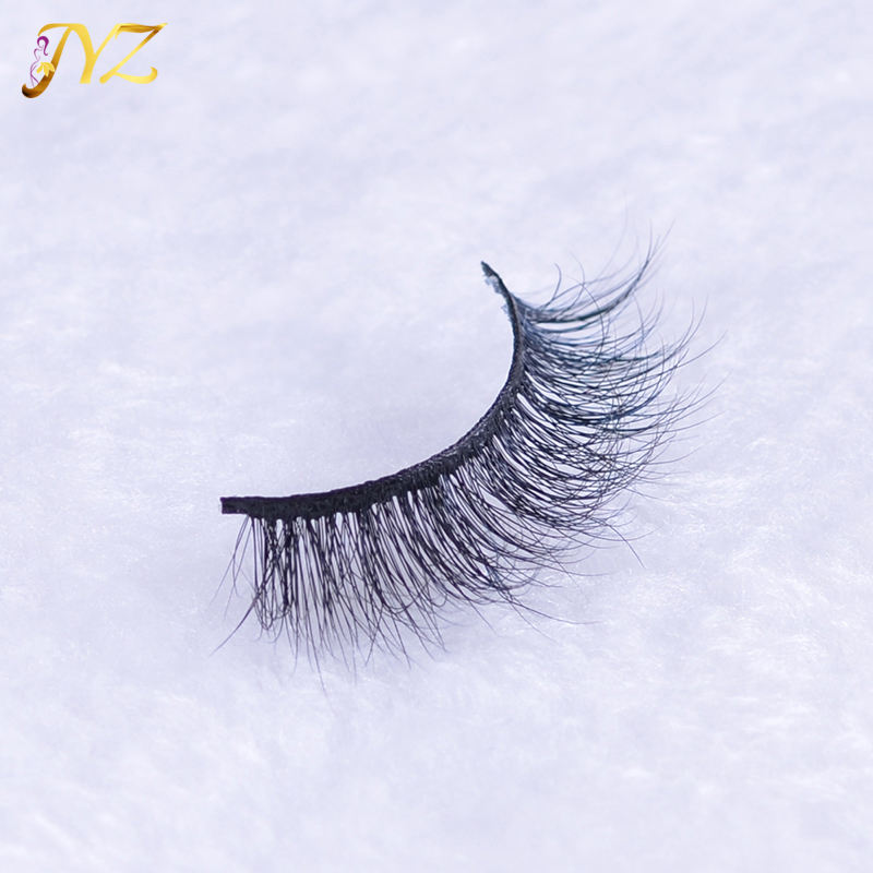 High quality china real mink eyelashes 3d mink lashes wholesale eyelash manufacturer