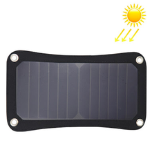 Adhesive thin film with high quality controller 6.5w Sunpower outdoor solar charger
