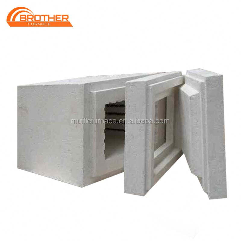 1900C grade ceramic fiber board for sintering furnace insulation, free sample