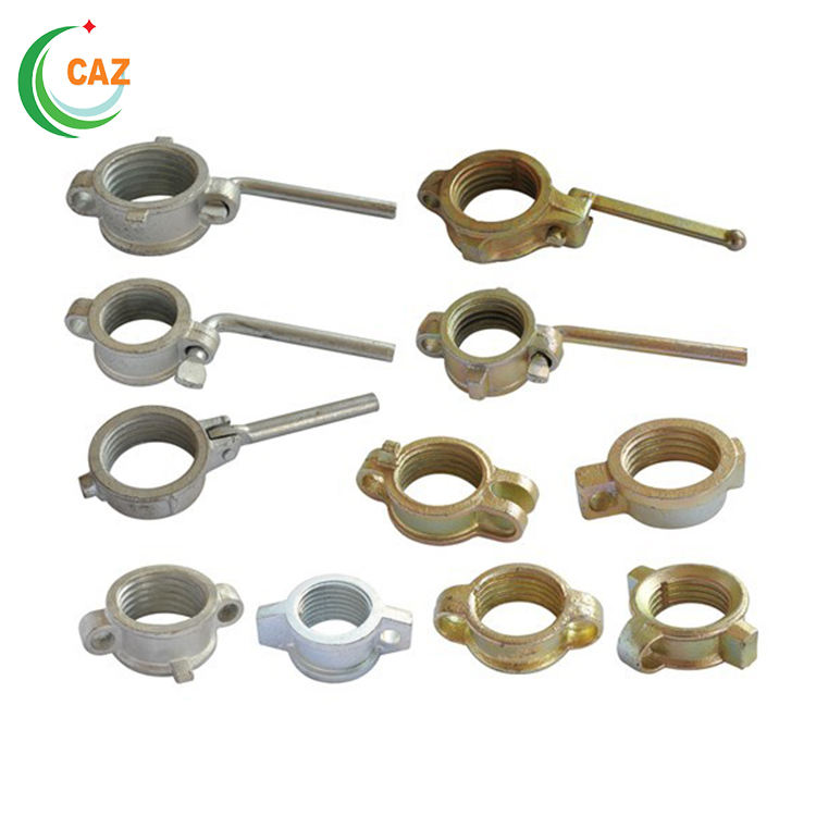 Factory Price Scaffolding Parts Name Adjustable Post Shoring Steel Prop Nut for Sale