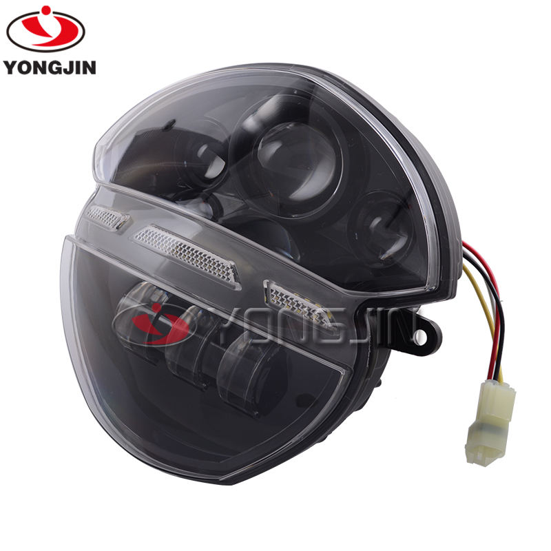 Motorcycle Assembly Headlight Lamp for Ducati Monster 696 795 1100
