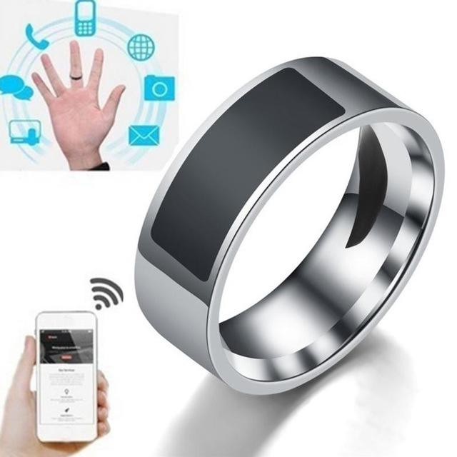 Smart Rings New Multifunctional Waterproof Intelligent Ring Wear Finger Digital Ring