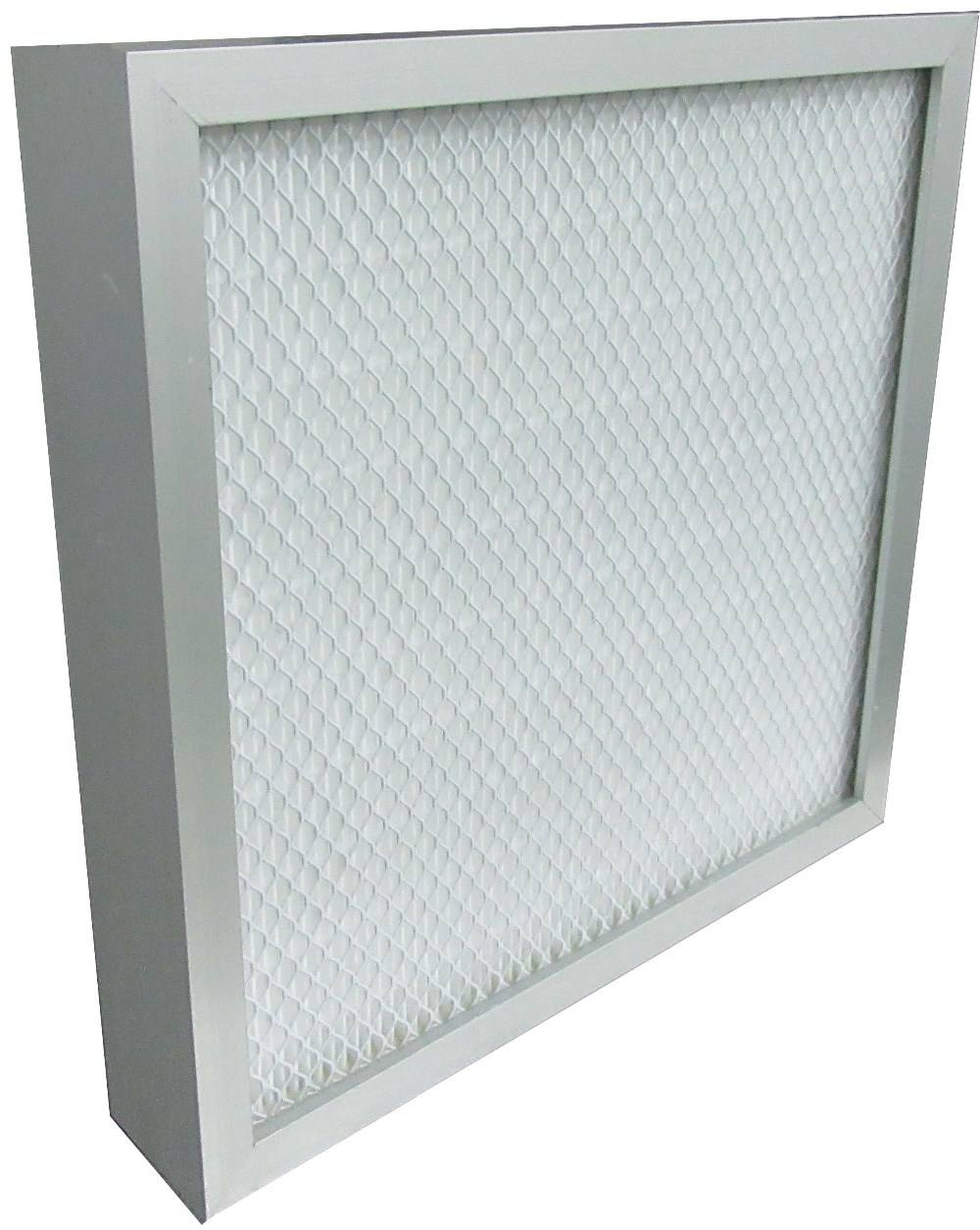 Panel AHU Ventilation HVAC Fiber Air Purifier Hepa Filter