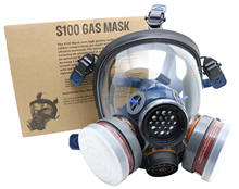 face mask anti acid gas mask air breathing apparatus gas mask