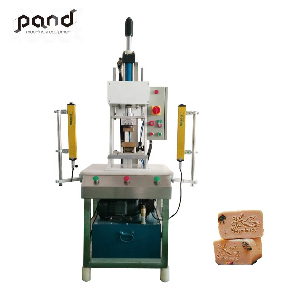 Handmade soap production line/ soap wax melter /soap cutting printing packing machine