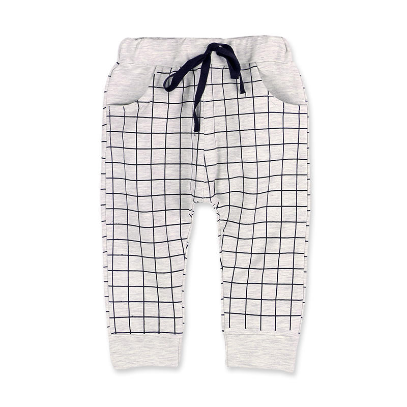 2016 New Products Infant Boys Pants Print Designer Baby Clothes Of Online