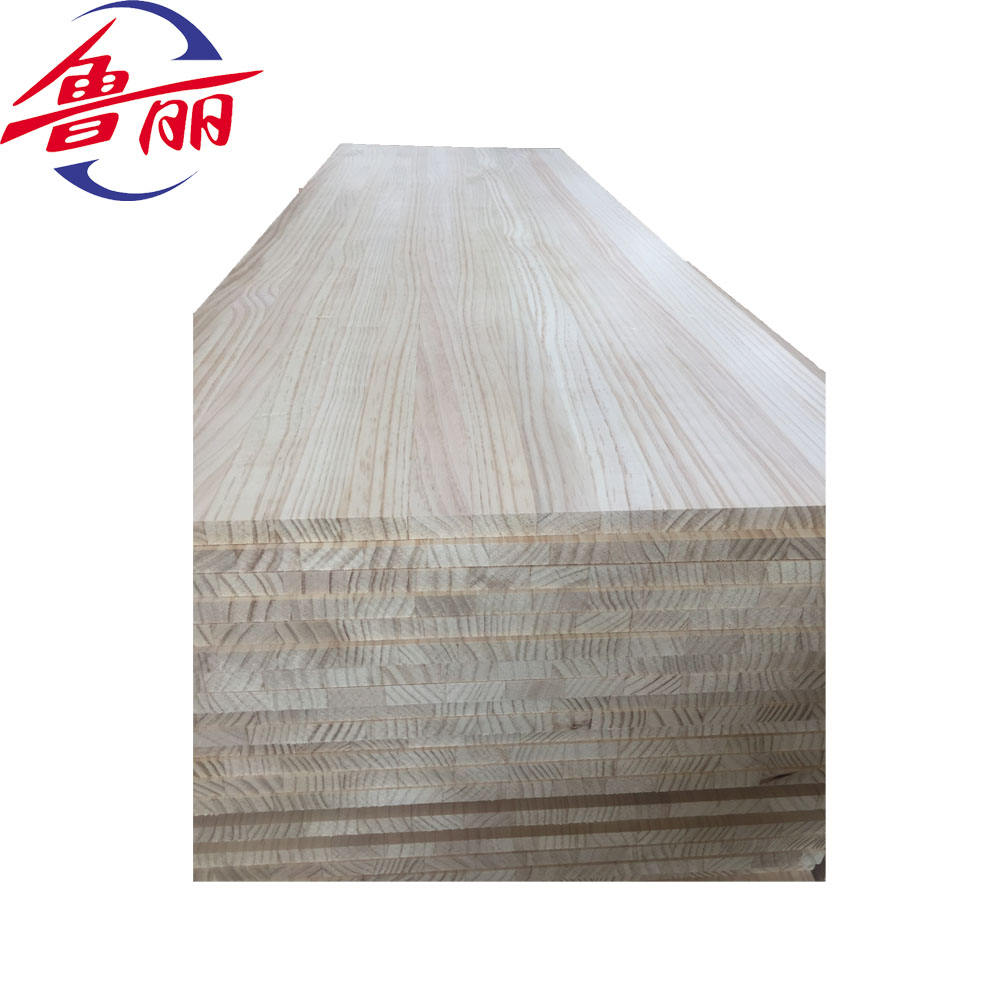 big manufacture pine wood finger joint lamination board