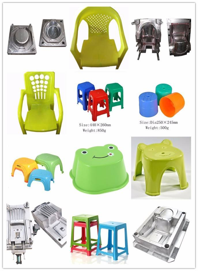 second hand/used plastic chair moulds/molds for sales