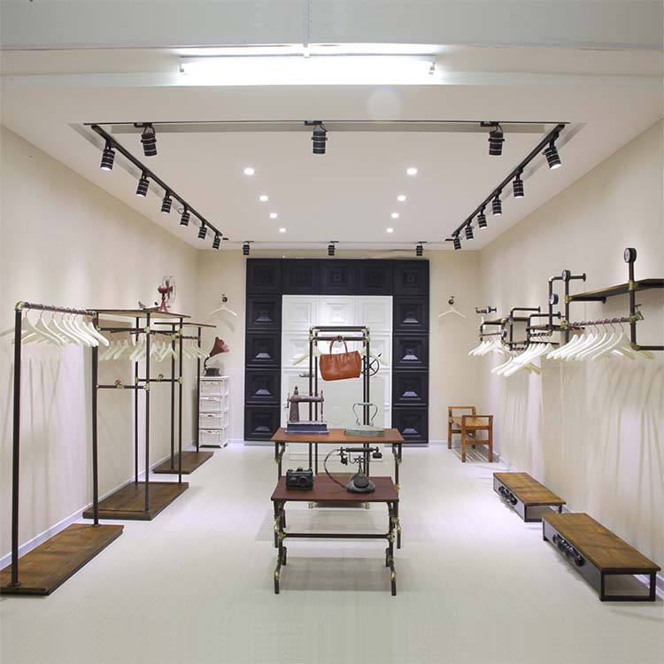 Cloth Shop Fittings To Interior Clothing Shop Design Furniture Supplier