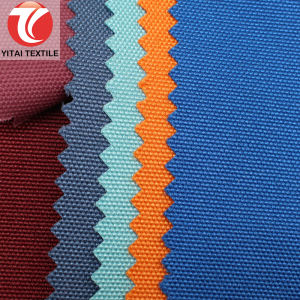 heavy duty high density durable waterproof 600 denier 600d poly polyester cordura fabric with pu coated