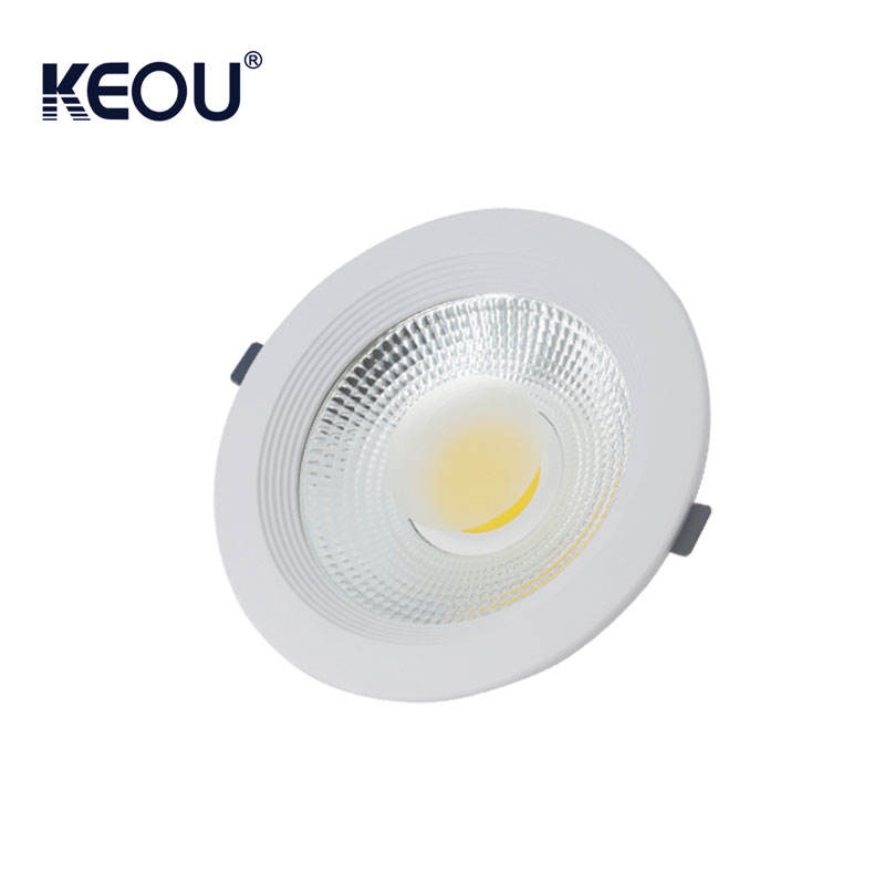Comfortable new design 18w led downlight 15 watt down light 12w
