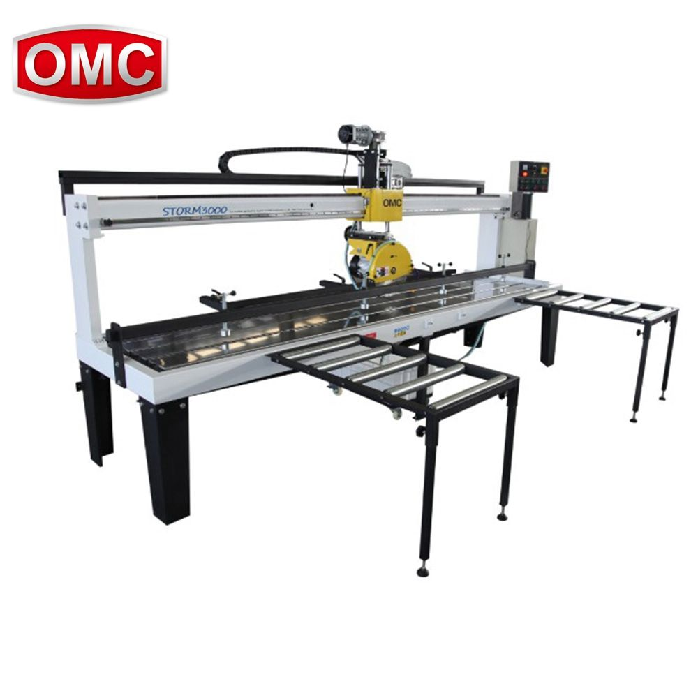 OSC-SP Multi Function Stone Drilling Profiling Shaping Cutting Machine