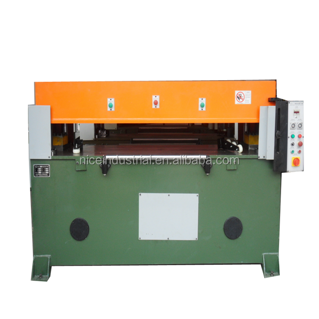 Shoemaking Hydraulic Clicker Press Die Cutting Machine Price