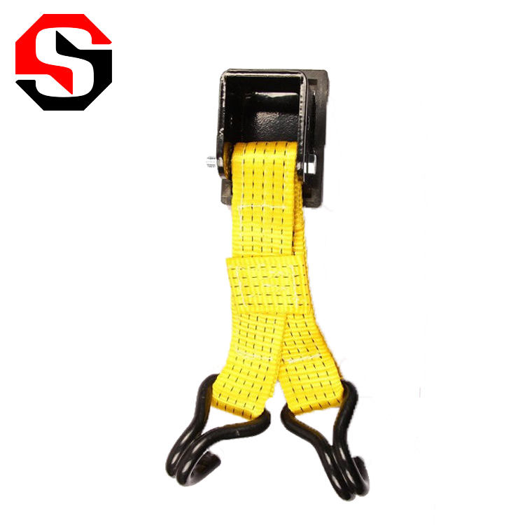 FJM48I ningbo factory customized off road recovery yellow polyester farm jack accessories for 4X4