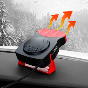 12V 150W Portable Auto Car Heater Heating Cooling Fan