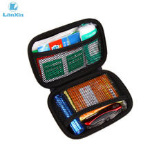 Emergency care portable high quality eva waterproof first aid kit pouch