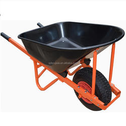 High quality 200KG ghana wheelbarrow