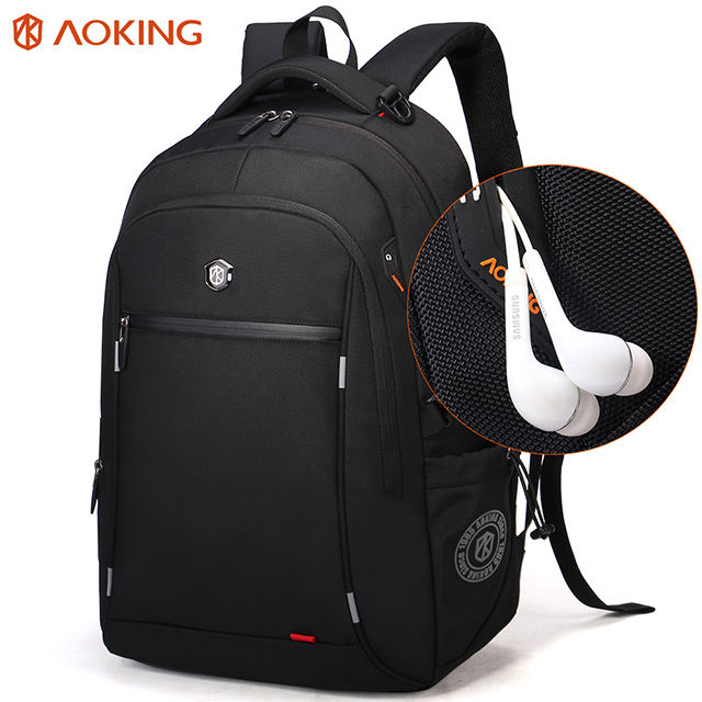 Business Backpack 2020 Aoking Hot Sale Business Travel New Computer Notebook School Backpack Waterproof Laptop 3 Compartment Mens Bagpack Backpack
