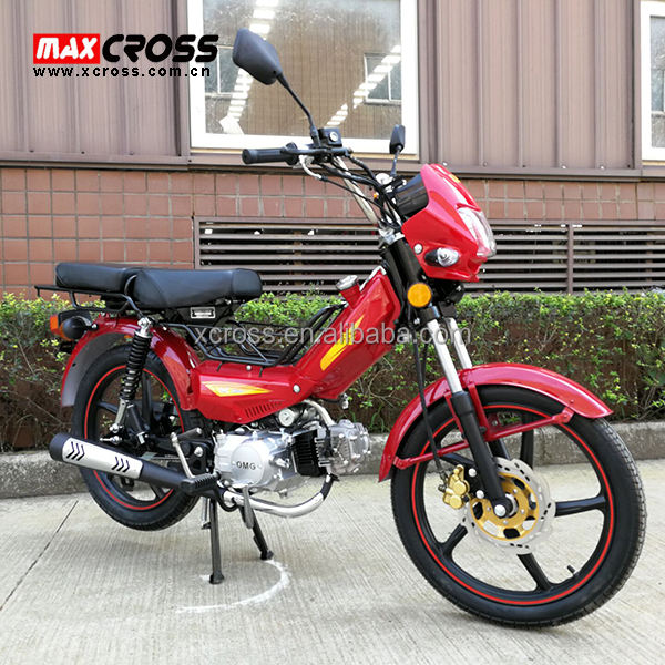 Cheap China 50CC Moped Motorcycle For Sale XC50DB