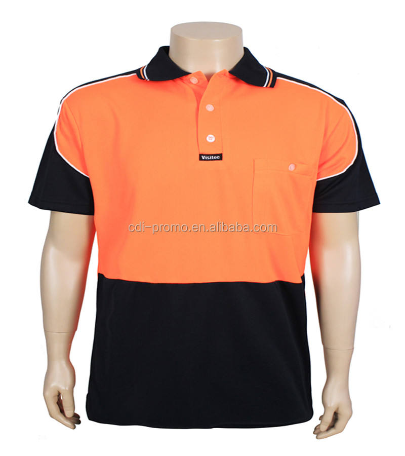 New Arrival Polo Shirts Performance Polo Shirt