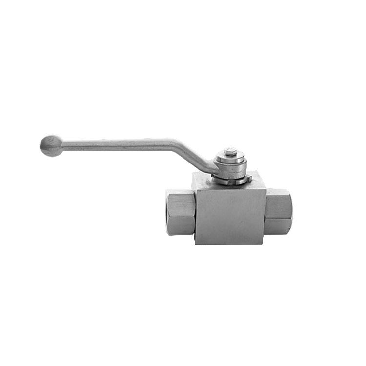 1/4 NPT 포지 드 Stainless Steel 500bar BKH (High) 저 (압력 볼 Valve