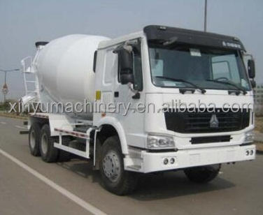 China good quality JC4m3-D mini ready mixed concrete mixer truck price