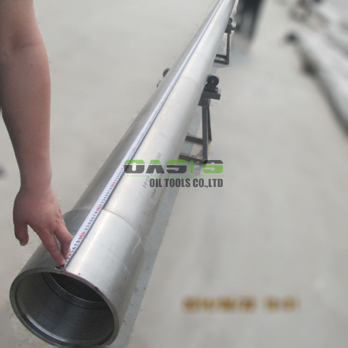 Hot sell OASIS stainless steel ASTM A358 pipe casing and tubing