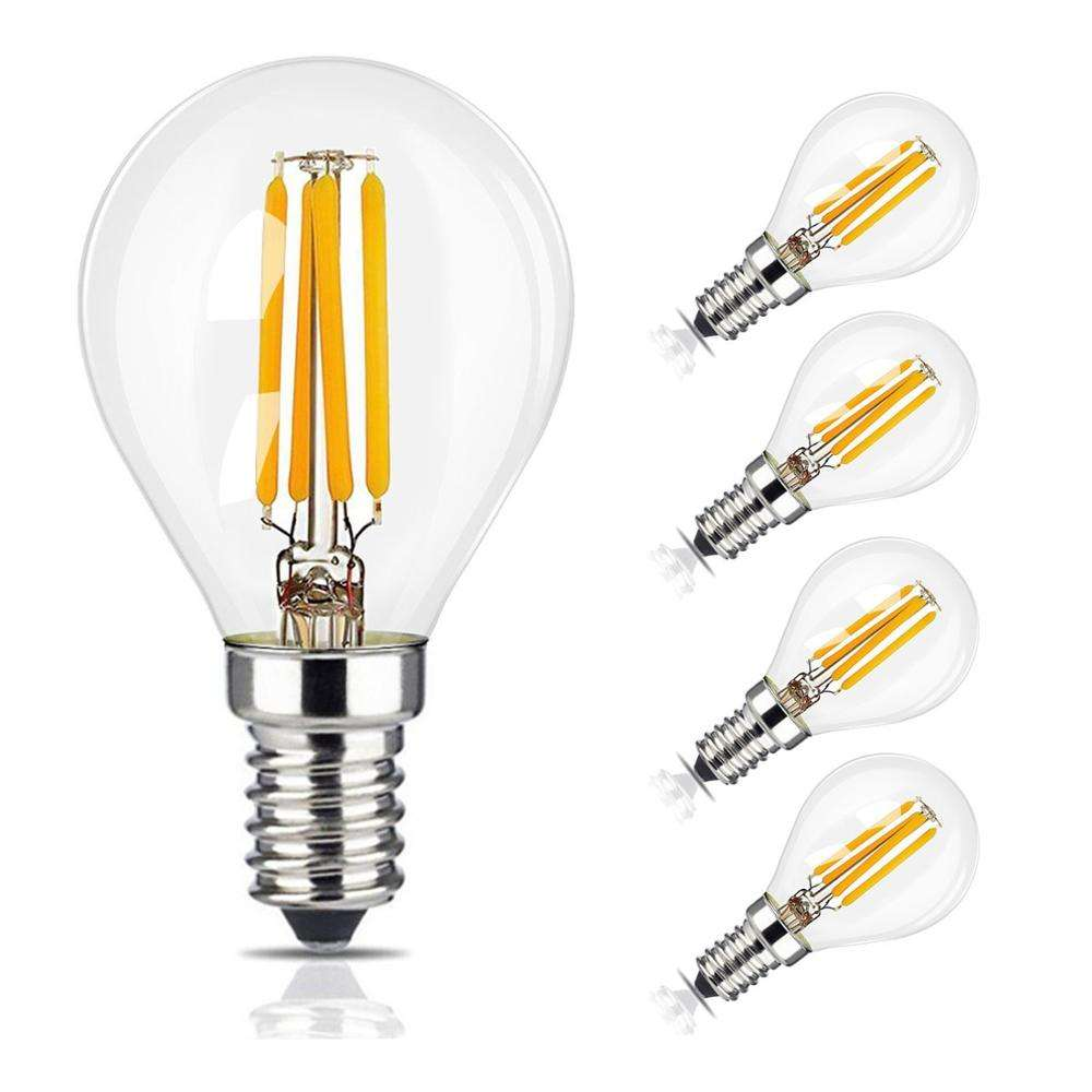 BRIMAX 10 years professional led manufacturer globe led filament lamp G45