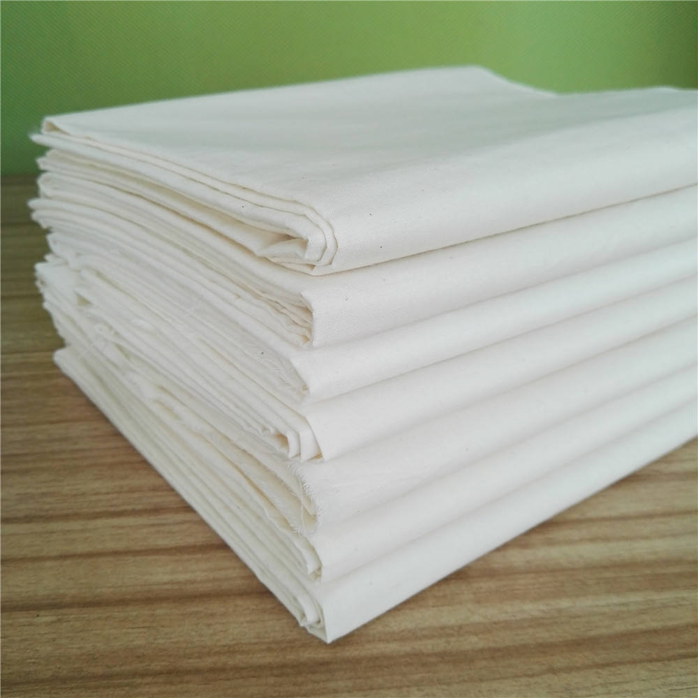 greige fabric t/c 80 polyester 20 cotton 110x76 63""